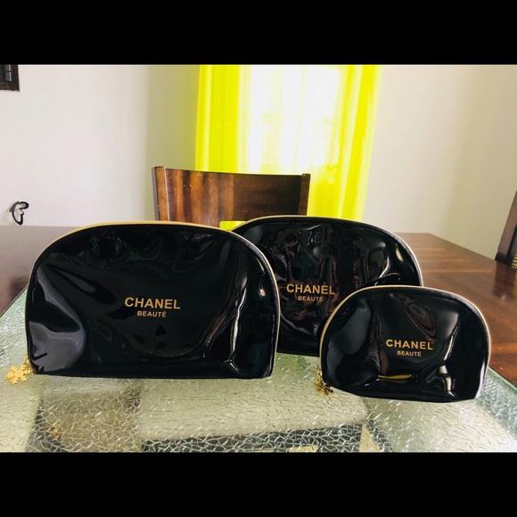 95e7edfe3ea9 CHANEL Handbags - Chanel vip gift Cosmetic bag